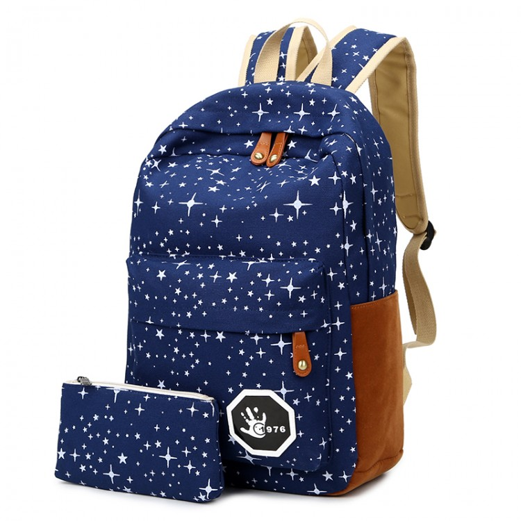 2016 Hot Sale Canvas Women backpack Big Capacity School Bags For ...